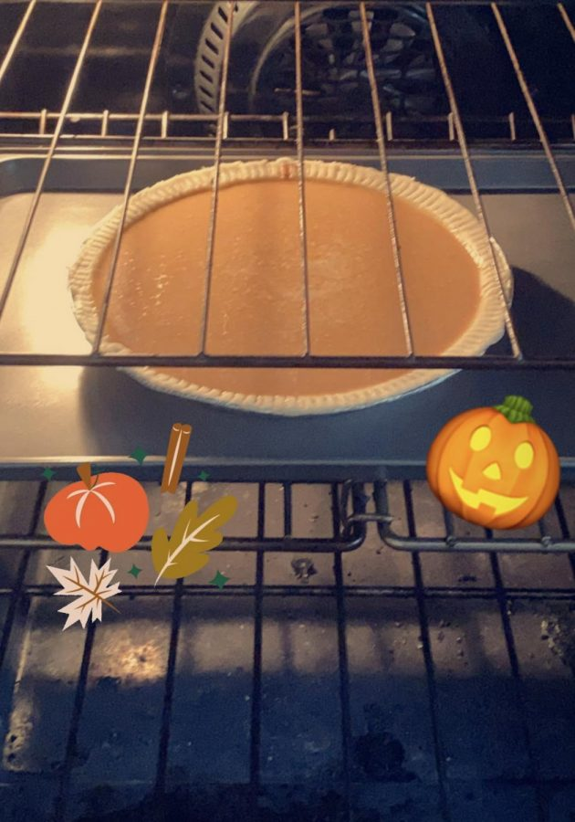 Pumpkin Pie that Will Please Any Picky Eater