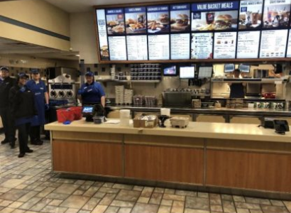 Essential Fast-Food Workers in a Time of Crisis
