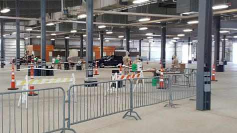 Inside the Testing Facility at the Alliant Energy Center